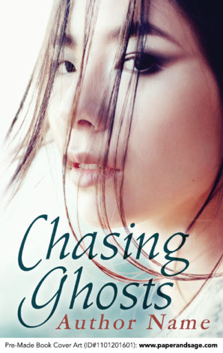 Pre-Made Book Cover ID#1101201601 (Chasing Ghosts)