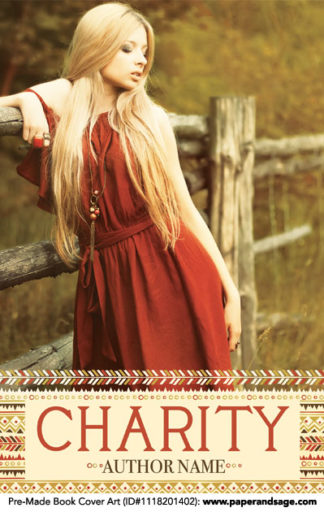 Pre-Made Book Cover ID#1118201402 (Charity)