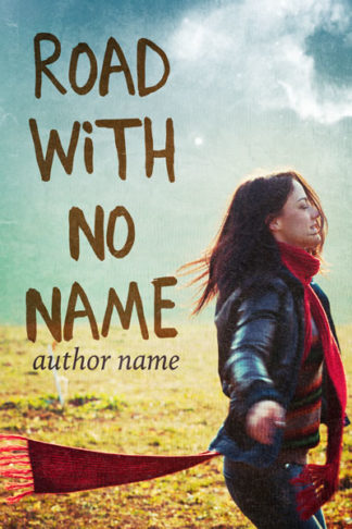 Pre-Made Book Cover ID#1121201401 (Road With No Name)